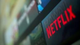 Börse erschreckt: Der Netflix-Aktienkurs fällt um 15 Prozent