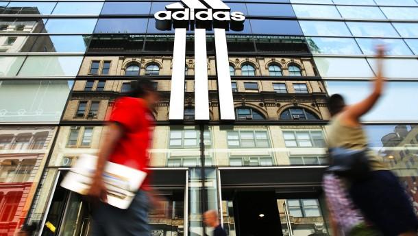 Adidas im Aktiencheck