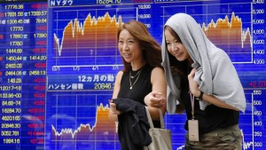 Japanischer Aktienmarkt vor Erholung