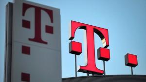 Ausstiegspläne des Bundes belasten Telekom-Aktien