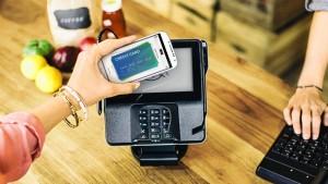 Wenn das Smartphone die Rechnung übernimmt