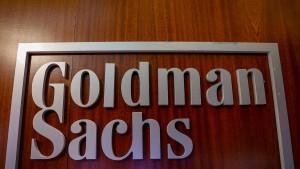 Goldman Sachs und Morgan Stanley glänzen