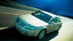 Nur Luxusautos trotzen der Flaute