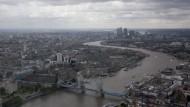 Finanzplatz London - der Brexit macht vielen Fondsgesellschaften zu schaffen.
