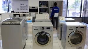 Nun warnt Samsung auch vor Waschmaschinen