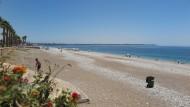 Der Strand in Antalya ist leer - wegen der angespannten Sicherheitslage in der Türkei weichen viele Touristen auf andere Ziele aus.