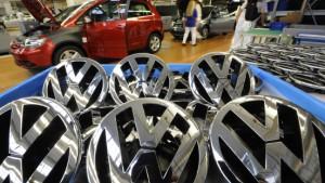 VW erhöht Absatz - Aktie verliert deutlich