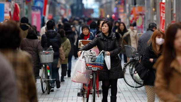 Schlechte japanische Wirtschaftsdaten beleben die Atomdebatte