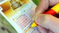 Tippglück: Zwei Hessen haben mehrere Millionen Euro im Lotto gewonnen