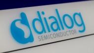 Die Aktie von Dialog Semiconductor verlor am Dienstag zeitweise ein Drittel ihres Wertes.