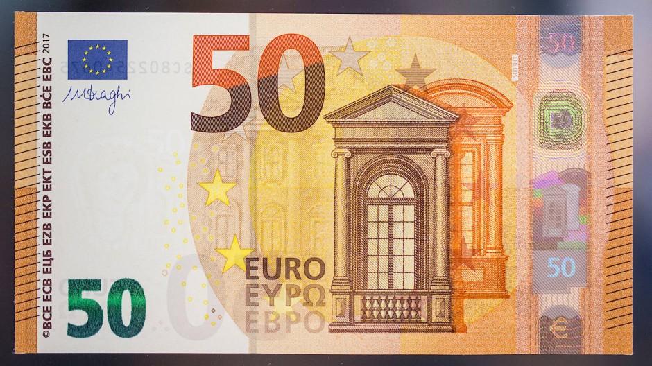 Bild drucken euro schein 100 Originalgröße Druckvorlage