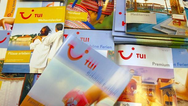 Gute Reisezahlen treiben Tui-Aktien