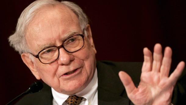Buffett kauft Solarprojekt für 2,5 Milliarden Dollar