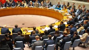 Vereinten Nationen beraten Nordkorea-Konflikt