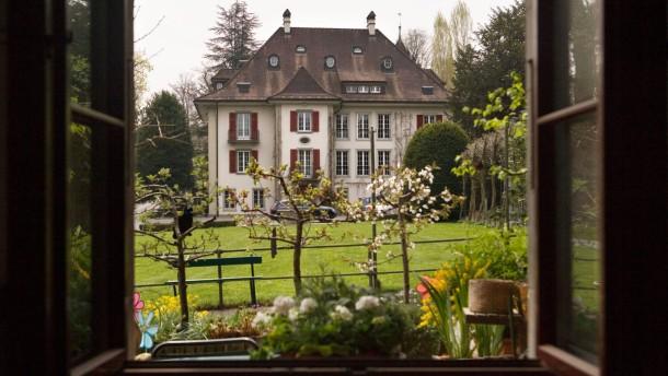 Schweizer Notenbank befürchtet Immobilienblase