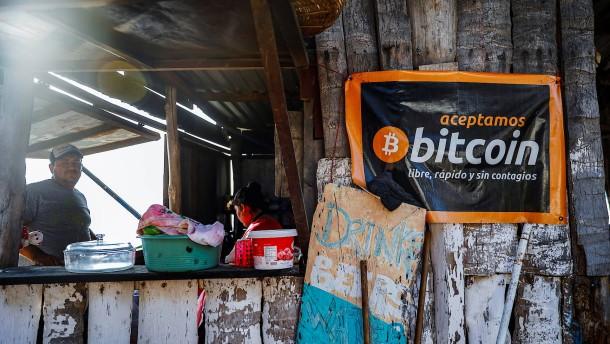 Armutsbekämpfung mit Bitcoin