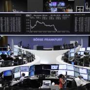 An den deutschen Aktienmärkten regiert heute der Bär.