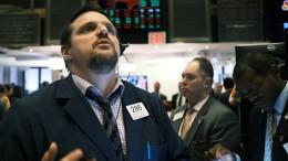 Ende der Wall-Street-Hausse nicht in Sicht
