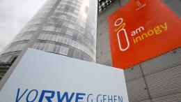 Kurse von Innogy und RWE unter Druck