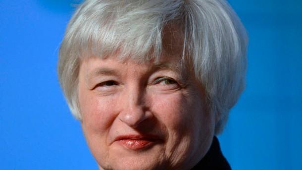 Führt Janet Yellen bald die mächtigste Notenbank der Welt?
