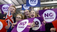 Dax gewinnt nach Schottland-Referendum