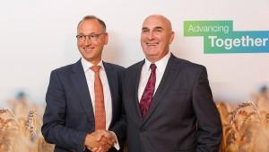 Bayer beschert Bank of America Sprung an die Spitze