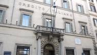 Vorne hui, hinten pfui: Die italienischen Banken stehen nur äußerlich gut da.