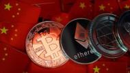 Bitcoin von Chinas Verbot unbeeindruckt