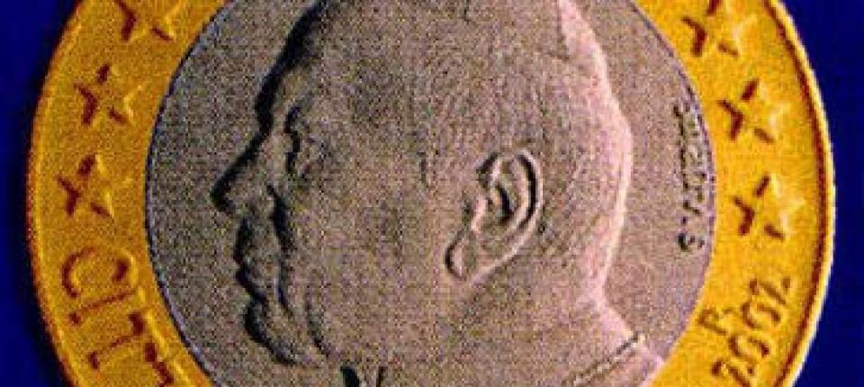 Münzen Vatikan Euro Ist Bei Sammlern Heißbegehrt Devisen