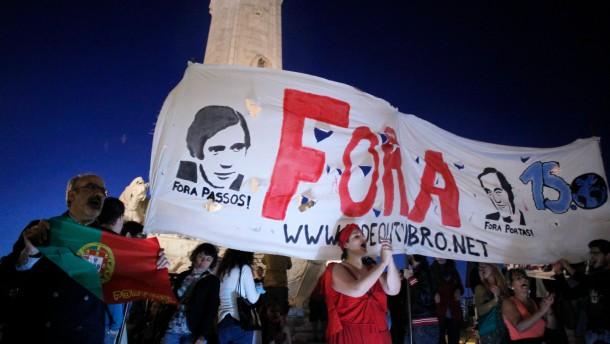 Gläubiger zweifeln wieder an Portugal