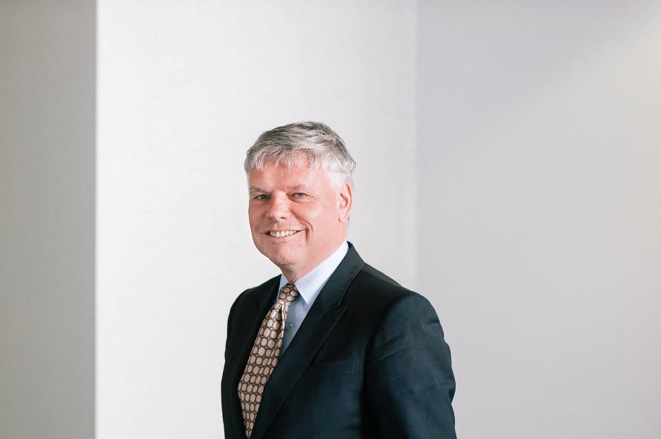 Hugo Bänziger war bis 2012 Vorstand der Deutschen Bank, jetzt ist er Teilhaber der Schweizer Privatbank Lombard Odier.