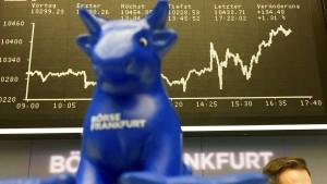 Griechenland schert den Aktienmarkt wenig