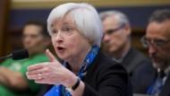 Höhere Zinsen in Amerika erst im Dezember