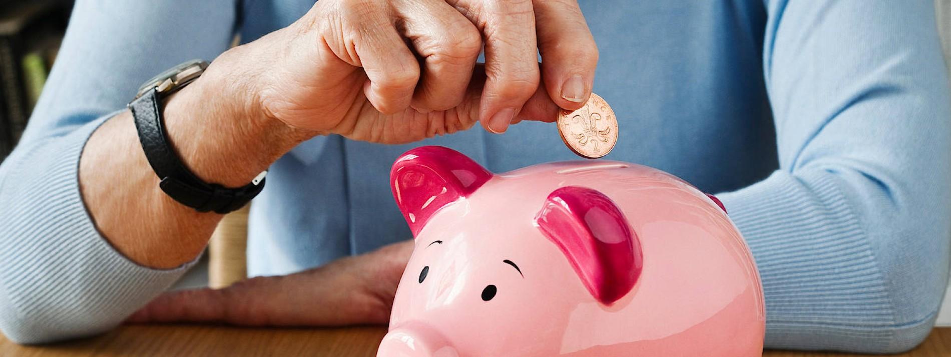 Richtig sparen – so funktioniert's