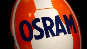 Osram-Aktienkurs unter Druck