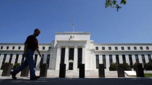 Warten auf ein Signal der Fed