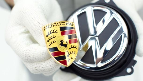 Porsche erwartet Rekordjahr