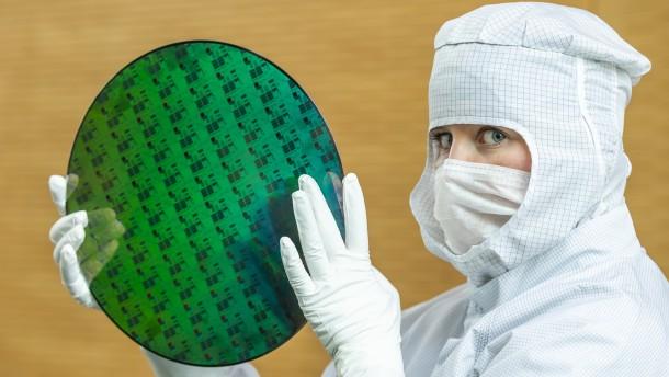 Chiphersteller will Umfeld für Börsengang nutzen