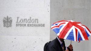 Devisenmarkt kämpft mit neuer Pfund-Schwäche