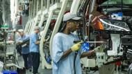 VW öffnet Autogewerkschaft UAW etwas die Tür