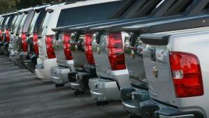 Amerikanische Autokäufer schlagen im Mai zu