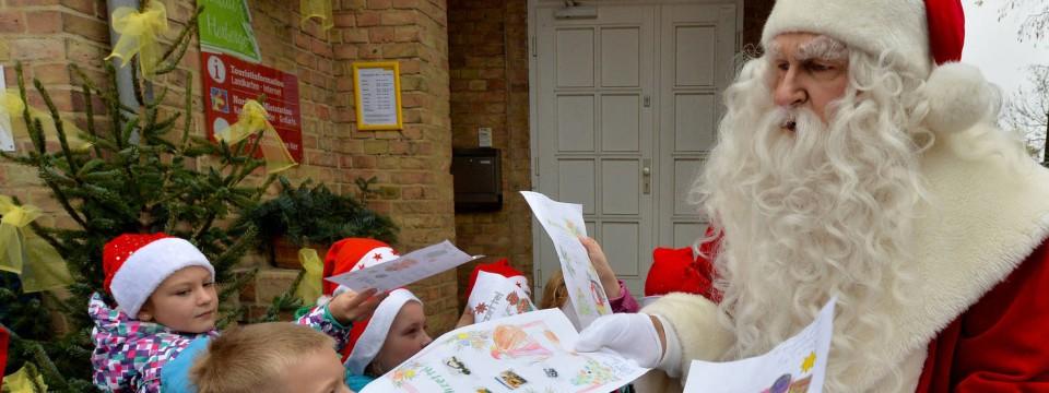 Briefe Nach Himmelpfort : Weihnachtspostamt schon mehr als briefe in