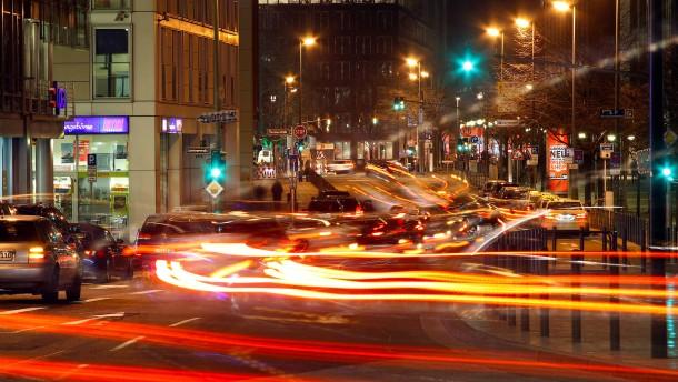 Wie Frankfurts Banken auf Fahrverbote reagieren wollen