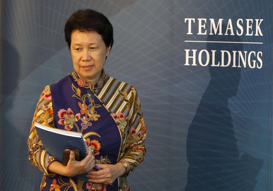 Ho Ching ist die Temasek-Chefin und Ehefrau des Ministerpräsidenten Lee Hsien Loong.