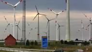 Wind und Finanzen