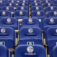 Das Stadion von Schalke 04 bleibt derzeit leer. Die Anleihen locken mit hohen Renditen.