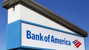 Bank of America büßt mit 1,3 Milliarden für Hypotheken-Deals