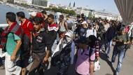 EU treibt Verfahren gegen Verweigerer der Flüchtlingsquoten voran