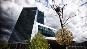EZB-Verantwortliche trafen Banker vor wichtigen Entscheidungen