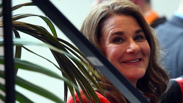 Melinda Gates investiert in Frauen